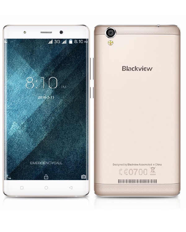 BLACKVIEW A8 MAX 4G SMARTPHONE GOLD