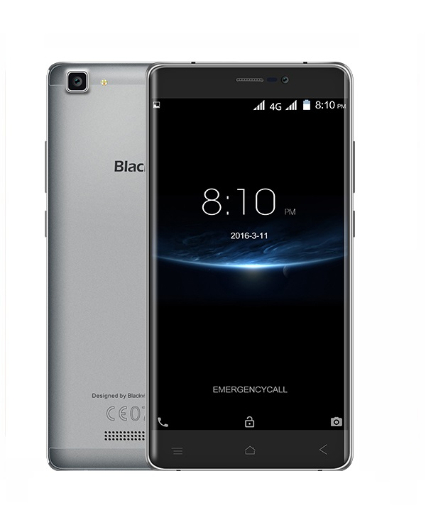 BLACKVIEW A8 MAX 4G SMARTPHONE GRAY
