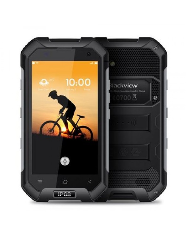 BLACKVIEW BV 6000 SMARTPHONE BLACK