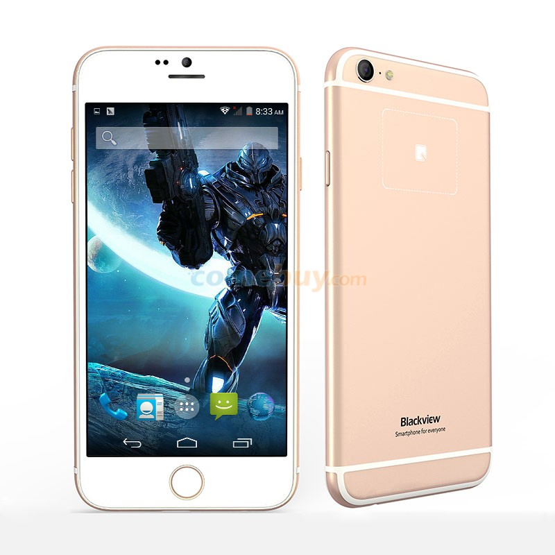 BLACKVIEW A6 ULTRA GOLD SMARTPHONE
