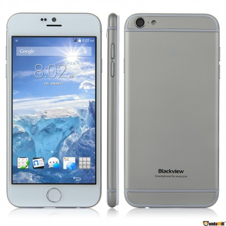 BLACKVIEW A6 ULTRA SILVER SMARTPHONE