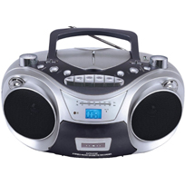 Φορητά Stereo Radio CD Players