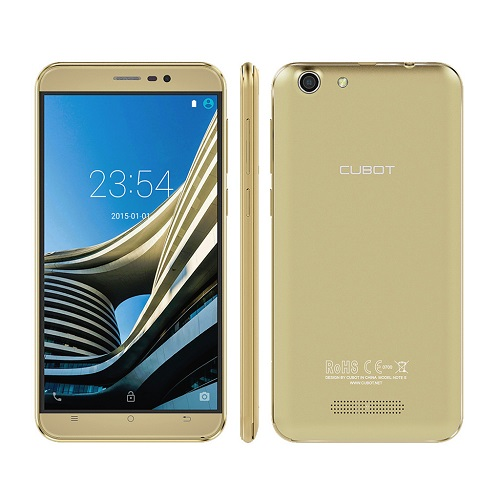 CUBOT NOTE S GOLD SMARTPHONE