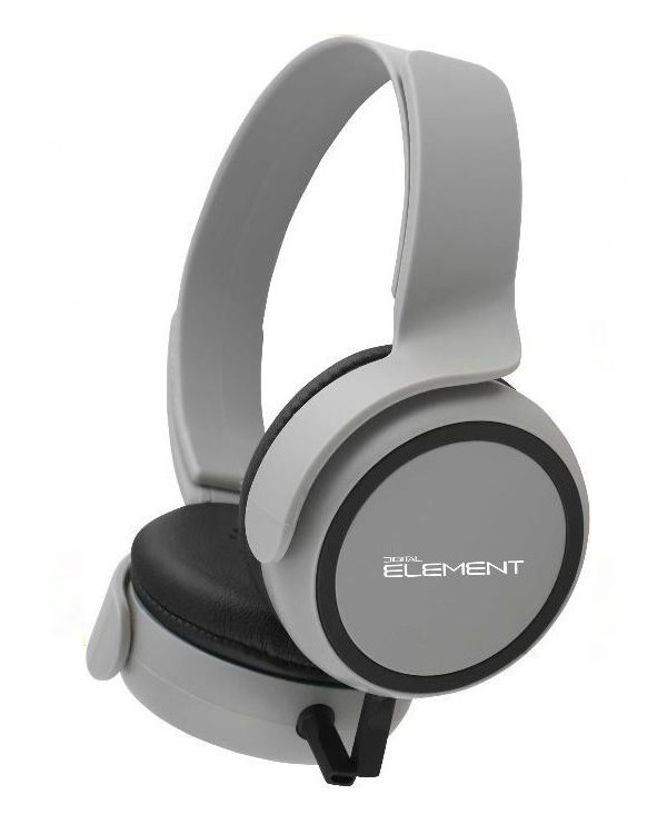 ELEMENT HD-660S HEADPHONE SILVER