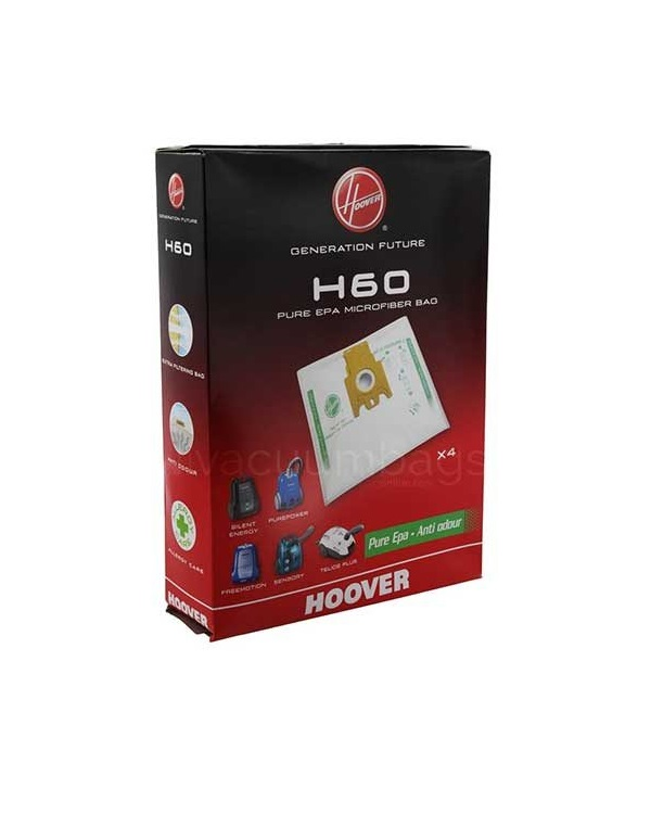 HOOVER H60 ΣΑΚΟΥΛΕΣ