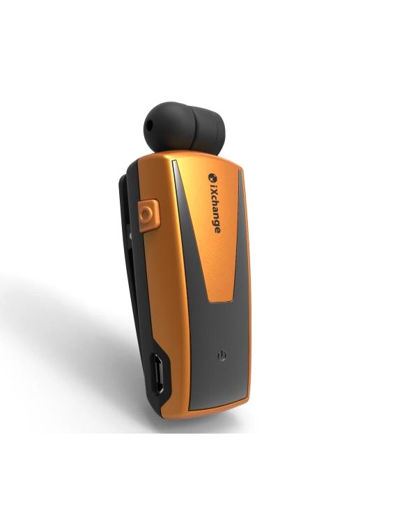 iXCHANGE UA-42SE-V RETRACTABLE BLUETOOTH ORANGE - Έως 3 άτοκες δόσεις