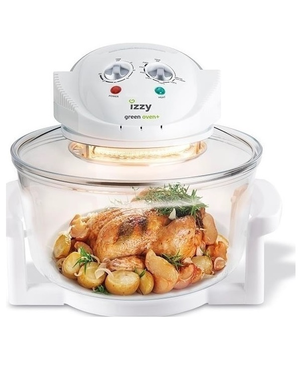 IZZY AC2 GREEN OVEN+ (222794) ΦΟΥΡΝΑΚΙ ROBOT - Έως 4 άτοκες δόσεις