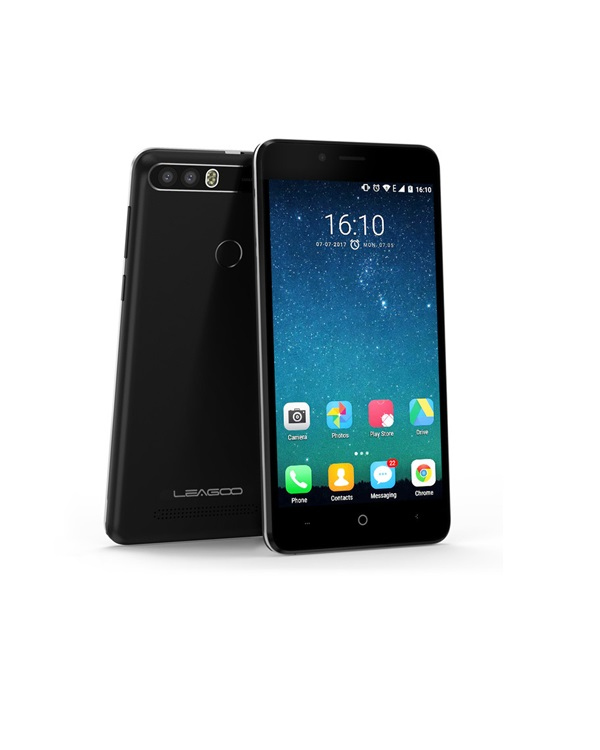 LEAGOO SP KIICAA POWER SMARTPHONE BLACK - Έως 6 άτοκες δόσεις