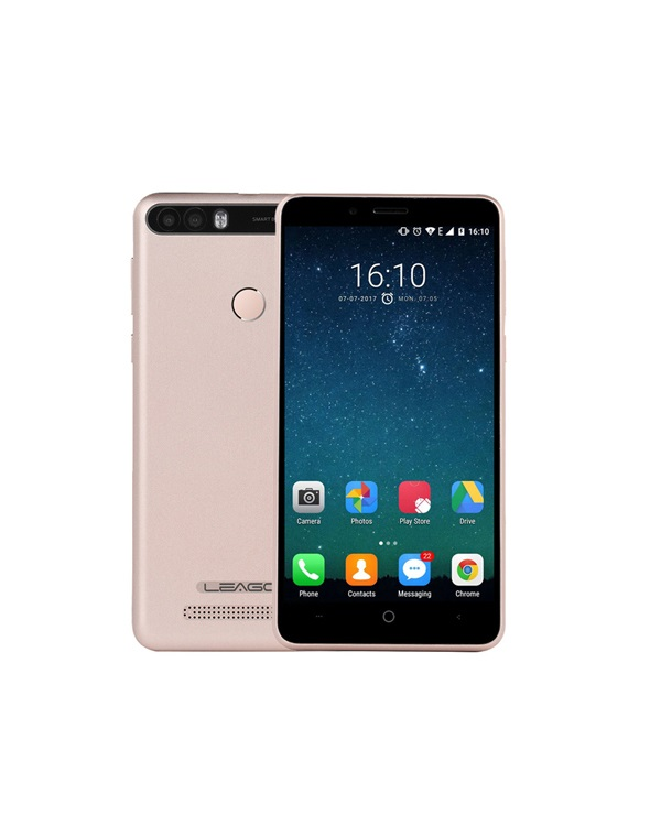 LEAGOO SP KIICAA POWER SMARTPHONE GOLD - Έως 6 άτοκες δόσεις