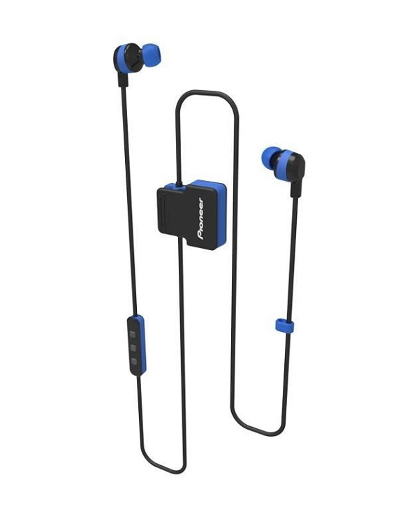 PIONEER SE-CL5BT-L BLUETOOTH HANDSFREE BLUE - Έως 3 άτοκες δόσεις