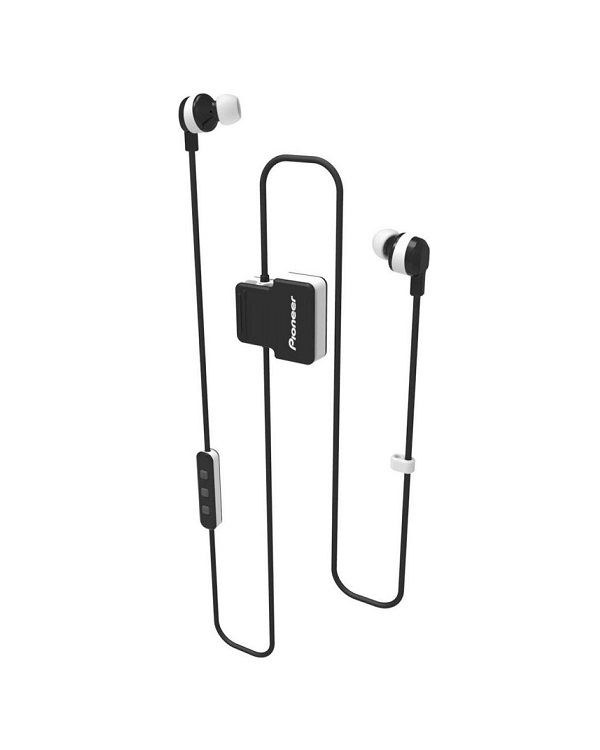 PIONEER SE-CL5BT-W BLUETOOTH HANDSFREE WHITE - Έως 3 άτοκες δόσεις