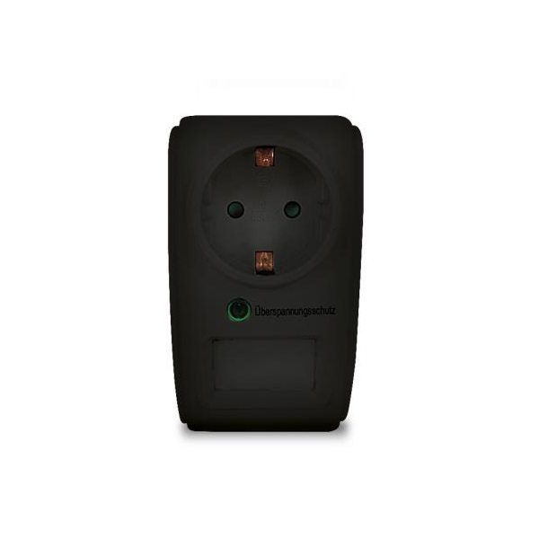 POWER ON SPU-01K SOCKET PROTECTION BLACK