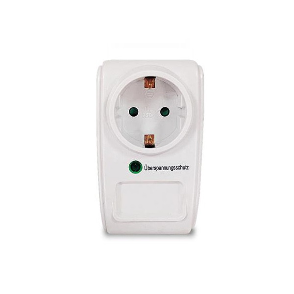 POWER ON SPU-01W SOCKET PROTECTION WHITE