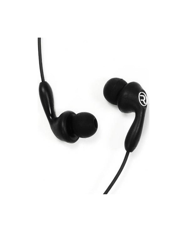 REMAX RM 505 EARPHONE WITH MICROPHONE BLACK