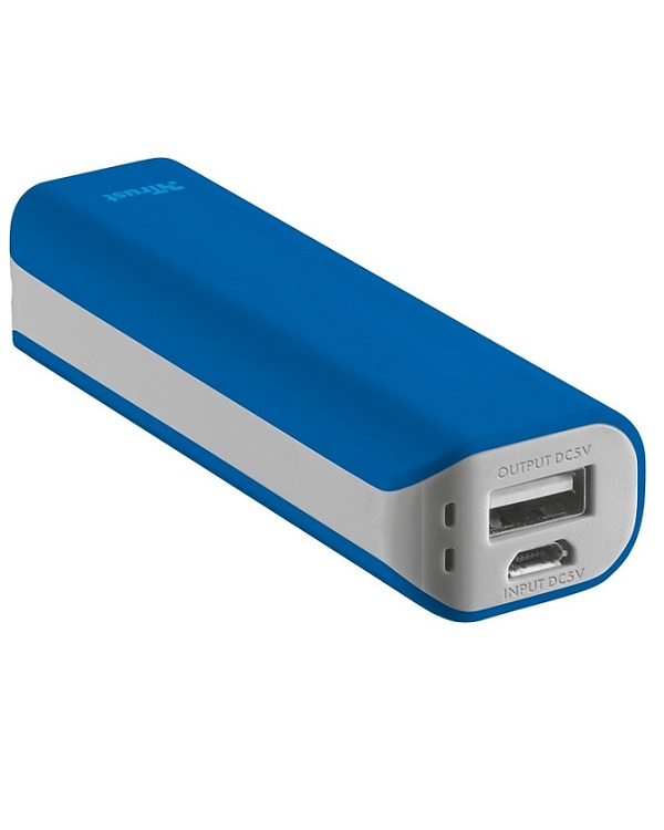 TRUST PRIMO 21222 POWERBANK BLUE