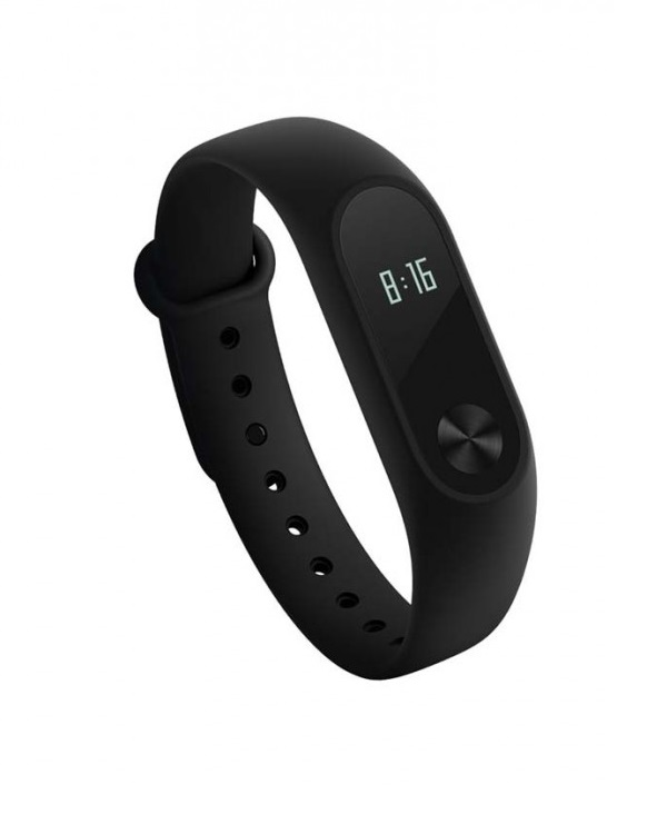XIAOMI Mi BAND 2 FITNESS BAND BLACK - Έως 3 άτοκες δόσεις