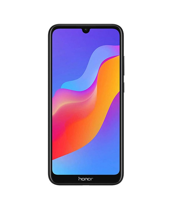 HONOR 8A 3GB/32GB DUAL SIM SMARTPHONE BLACK - Έως 3 άτοκες δόσεις