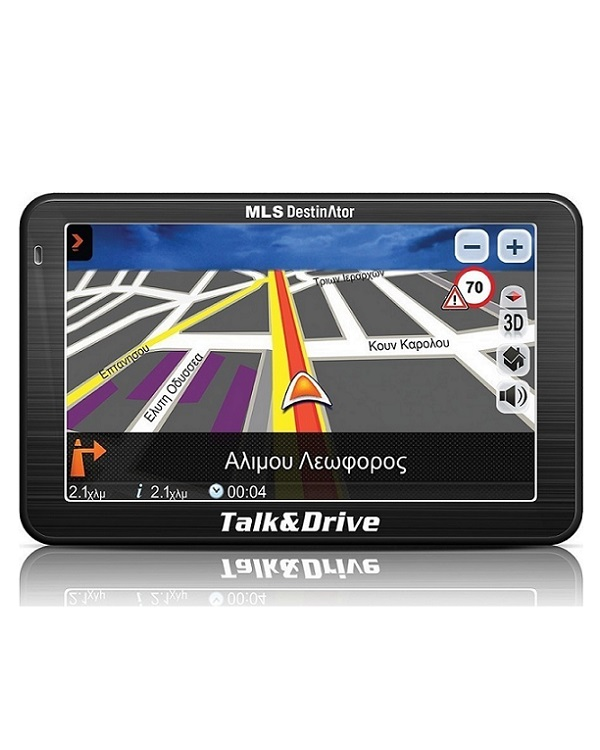 MLS DESTINATOR 510M GR TALK AND DRIVE (GREECE-CYPRUS) - Έως 4 άτοκες δόσεις