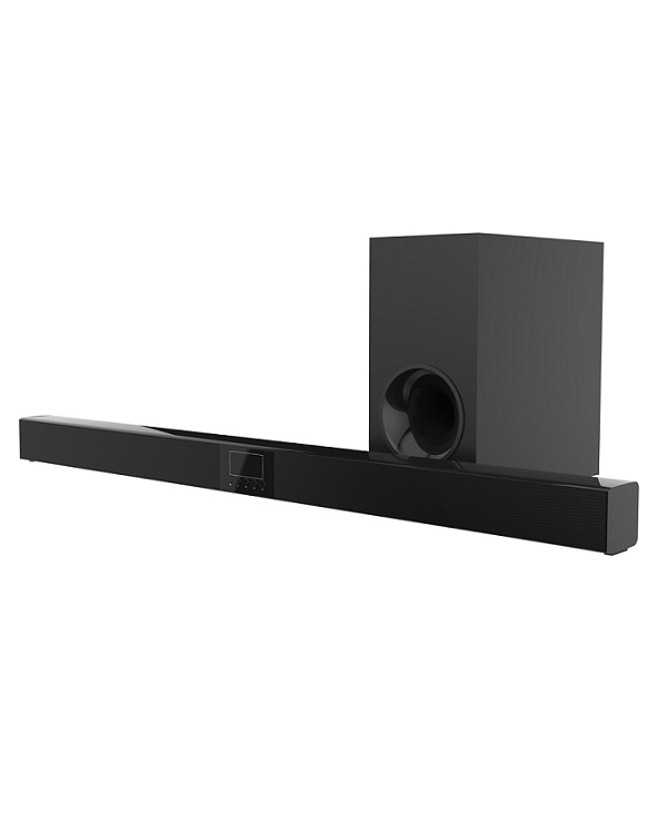 OMEGA OG87 SOUND BAR + SUBWOOFER BLUETOOTH V2.1 BLACK - Έως 12 άτοκες δόσεις