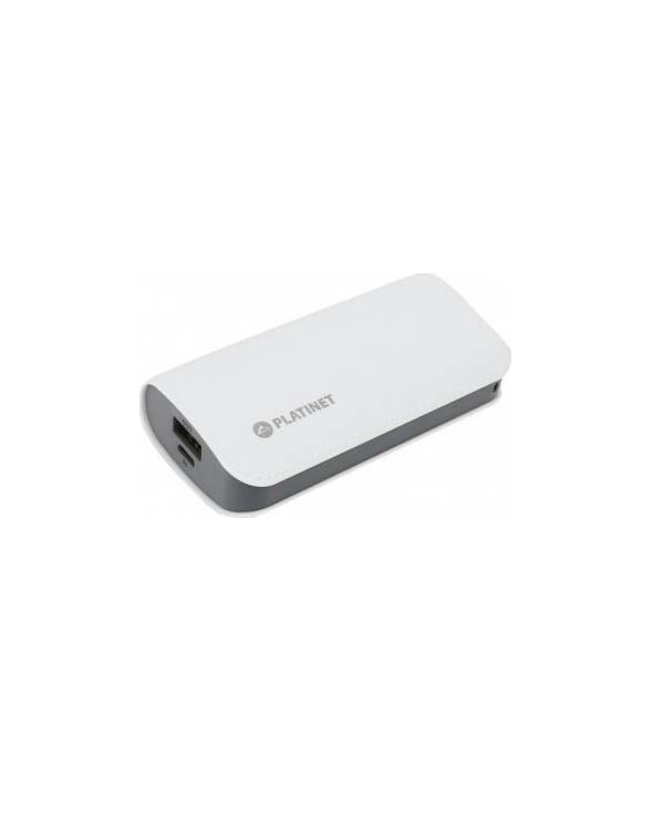 PLATINET 5200mAh POWERBANK WHITE