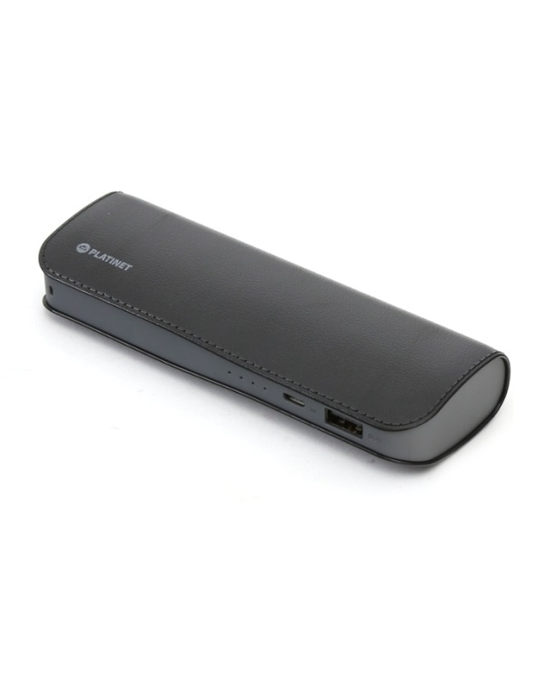 PLATINET PMPB72L 7200mAh POWERBANK BLACK - Έως 3 άτοκες δόσεις