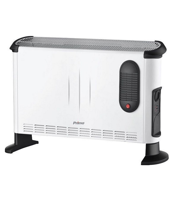 PRIMO (17.111) DL05-24B CONVECTOR WHITE - Έως 6 άτοκες δόσεις