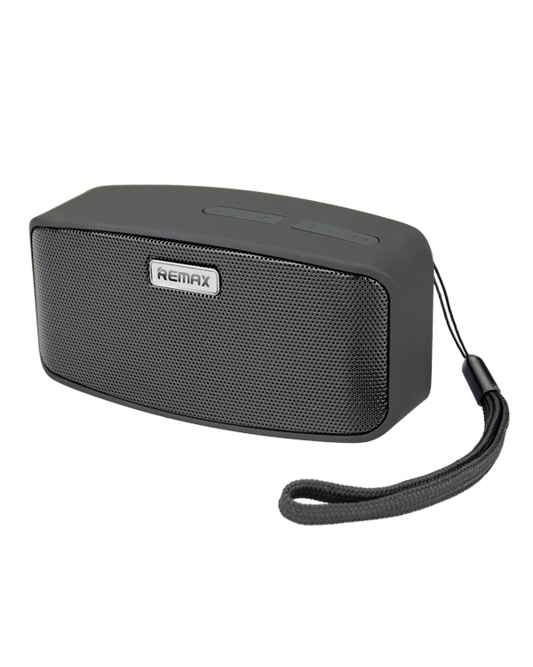 REMAX RM-M1 WIRELESS BT SPEAKER BLACK - Έως 3 άτοκες δόσεις