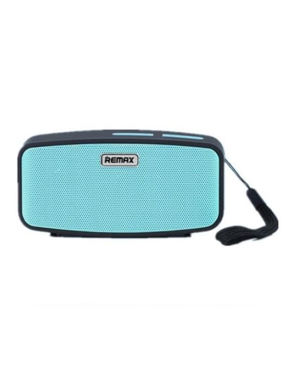 REMAX RM-M1 WIRELESS BT SPEAKER BLUE - Έως 3 άτοκες δόσεις