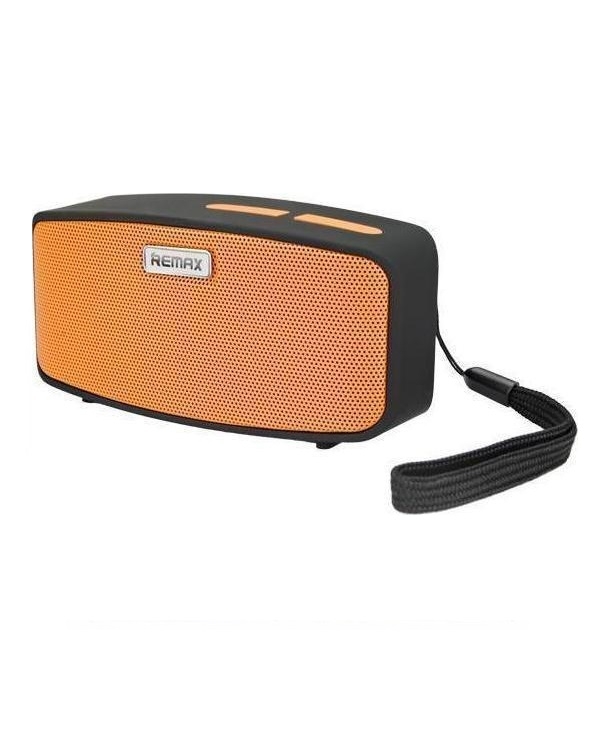 REMAX RM-M1 WIRELESS BT SPEAKER ORANGE - Έως 3 άτοκες δόσεις