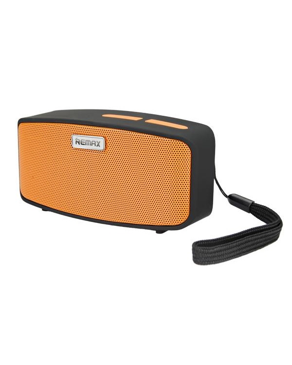REMAX RM-M1 WIRELESS BT SPEAKER YELLOW - Έως 3 άτοκες δόσεις