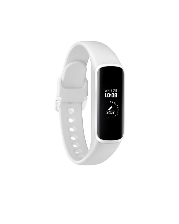 SAMSUNG GALAXY FIT e (SM-R375) FITNESS BAND WHITE - Έως 4 άτοκες δόσεις