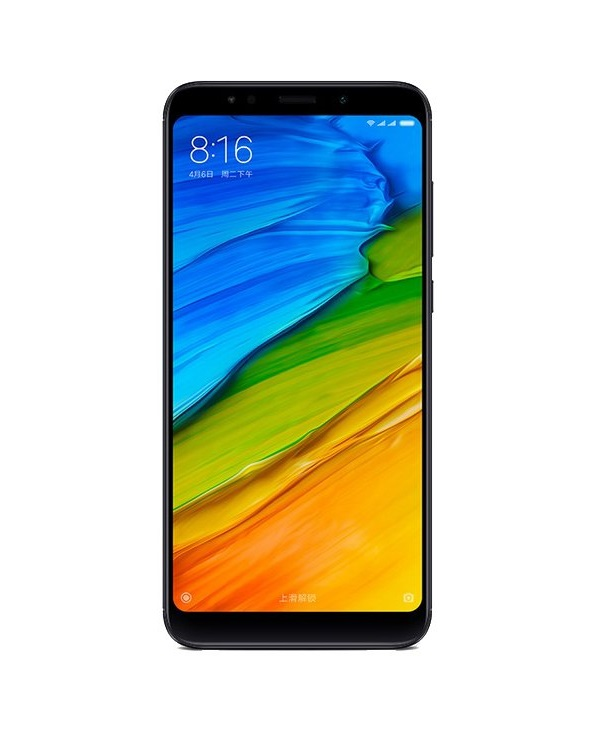 XIAOMI REDMI 5 PLUS 32GB SMARTPHONE BLACK - Έως 3 άτοκες δόσεις